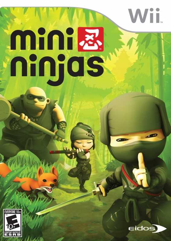 Gamewise Mini Ninjas Wiki Guide, Walkthrough and Cheats