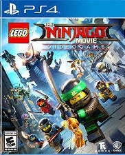 The Lego Ninjago Movie Videogame on PS4 - Gamewise