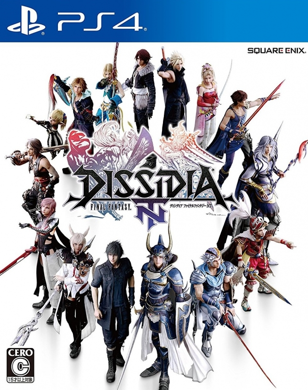 Dissidia Final Fantasy NT on PS4 - Gamewise