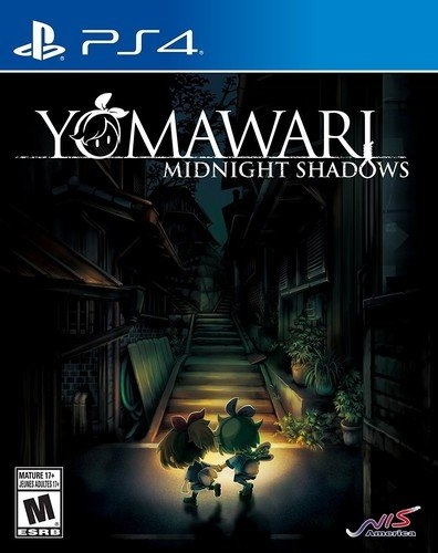 Yomawari: Midnight Shadows on PS4 - Gamewise