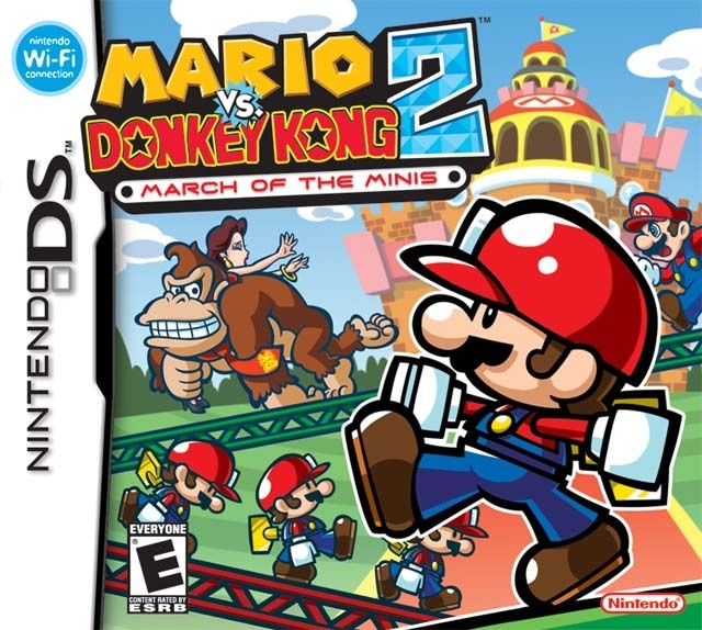 Mario vs. Donkey Kong 2: March of the Minis on DS - Gamewise