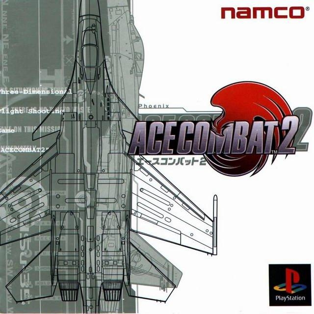 Ace Combat 2 on PS - Gamewise