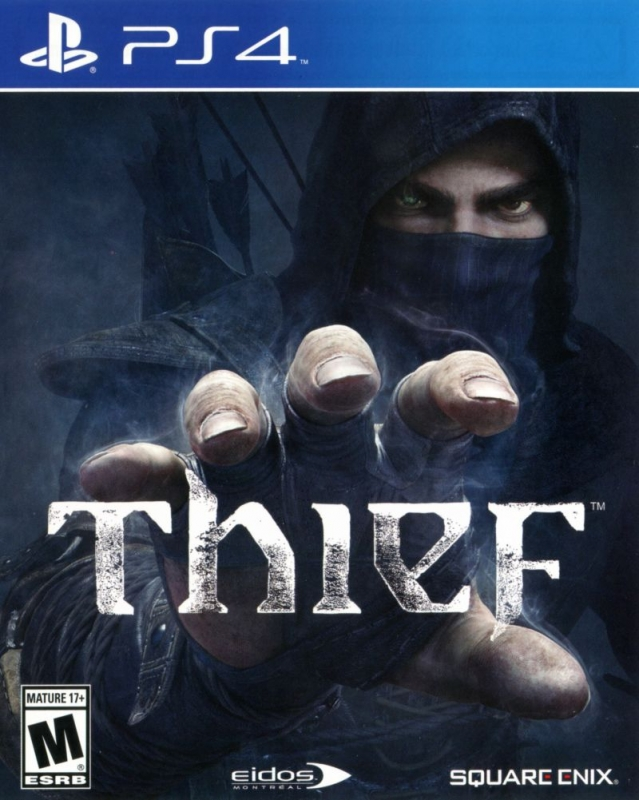 Thief on PS4 - Gamewise