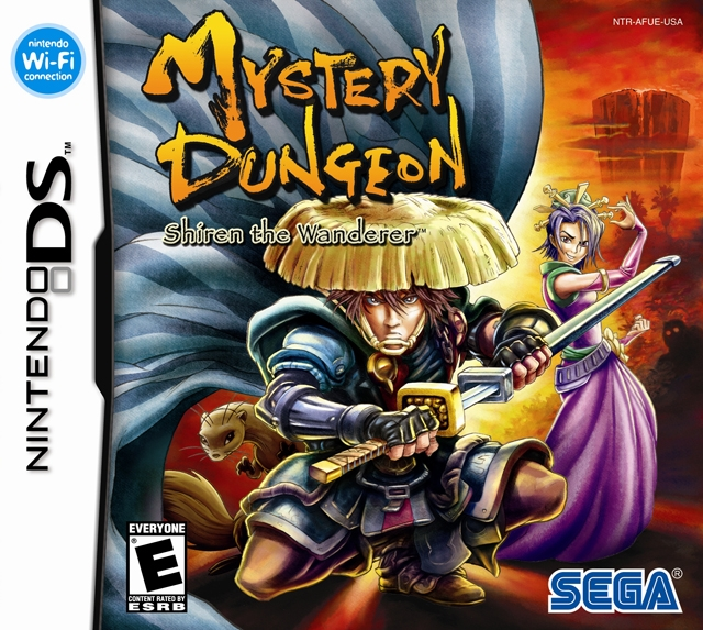 Mystery Dungeon: Shiren the Wanderer on DS - Gamewise