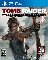 Tomb Raider: Definitive Edition on PS4 - Gamewise