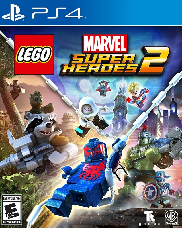 LEGO Marvel Super Heroes 2 for PS4 Walkthrough, FAQs and Guide on Gamewise.co