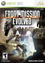 Front Mission Evolved Wiki on Gamewise.co