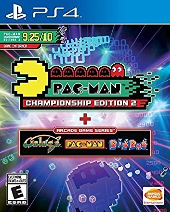 Pac-Man Championship Edition 2 + Arcade Game Series for PS4 Walkthrough, FAQs and Guide on Gamewise.co