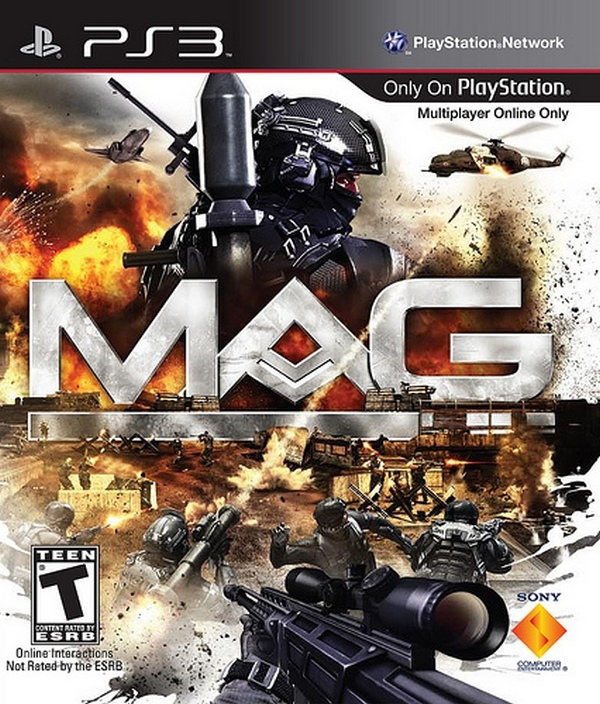MAG: Massive Action Game on PS3 - Gamewise