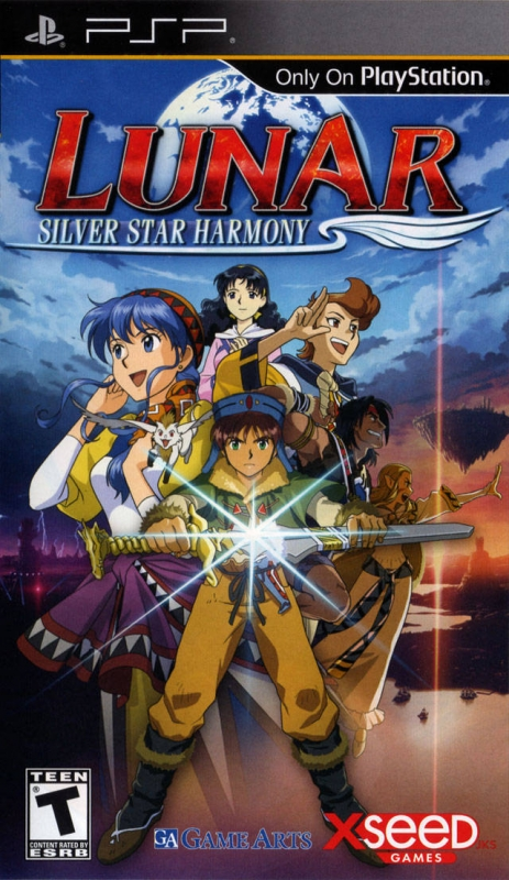 Lunar: Silver Star Harmony on PSP - Gamewise