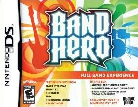 Band Hero on DS - Gamewise