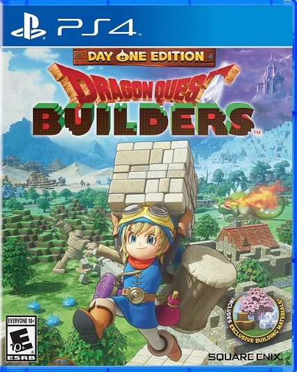 Dragon Quest Builders: Revive Alefgard for PS4 Walkthrough, FAQs and Guide on Gamewise.co