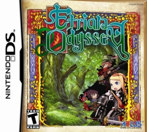 Etrian Odyssey for DS Walkthrough, FAQs and Guide on Gamewise.co