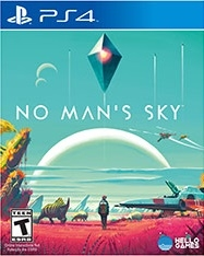 No Man's Sky on PS4 - Gamewise