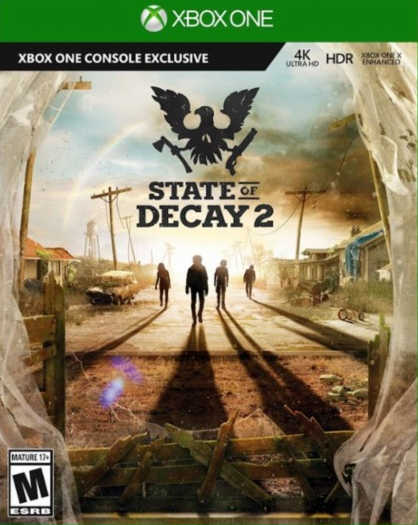 State of Decay 2 for XOne Walkthrough, FAQs and Guide on Gamewise.co