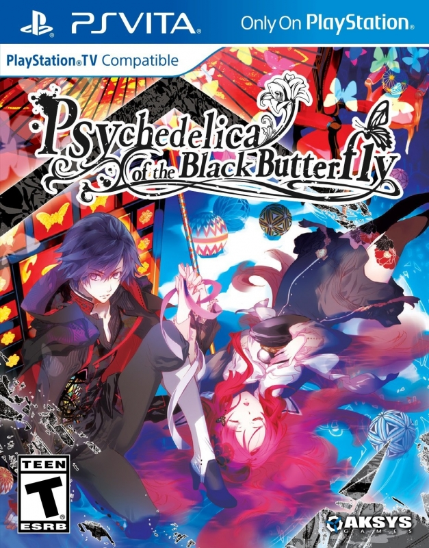 Psychedelica of the Black Butterfly for PSV Walkthrough, FAQs and Guide on Gamewise.co