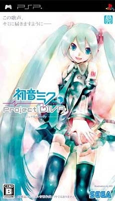 Hatsune Miku: Project Diva on PSP - Gamewise