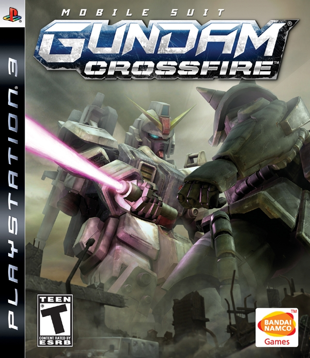 Mobile Suit Gundam: Crossfire | Gamewise