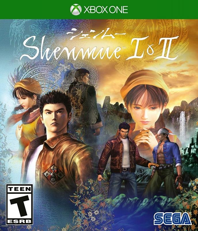 Shenmue I & II [Gamewise]
