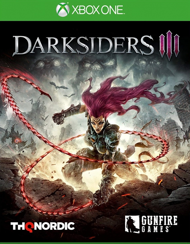 Gamewise Wiki for Darksiders III (XOne)