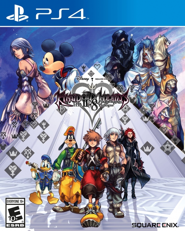 Kingdom Hearts HD 2.8 Final Chapter Prologue for PS4 Walkthrough, FAQs and Guide on Gamewise.co