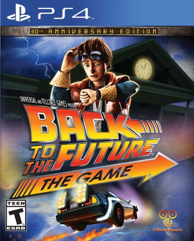 Back to the Future: The Game Wiki on Gamewise.co