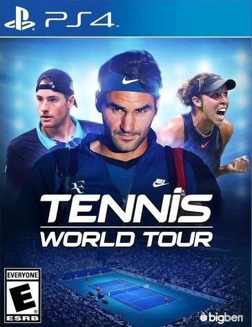 Tennis World Tour Wiki - Gamewise
