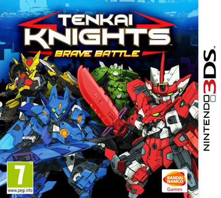 Tenkai Knights: Brave Battle on 3DS - Gamewise