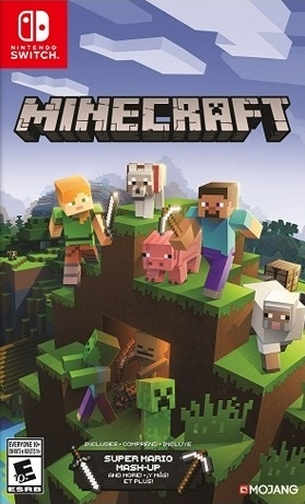 Minecraft for NS Walkthrough, FAQs and Guide on Gamewise.co