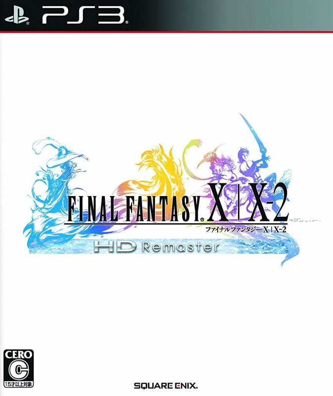 Final Fantasy X / X-2 HD Remaster | Gamewise