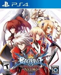 BlazBlue: Chrono Phantasma Extend | Gamewise