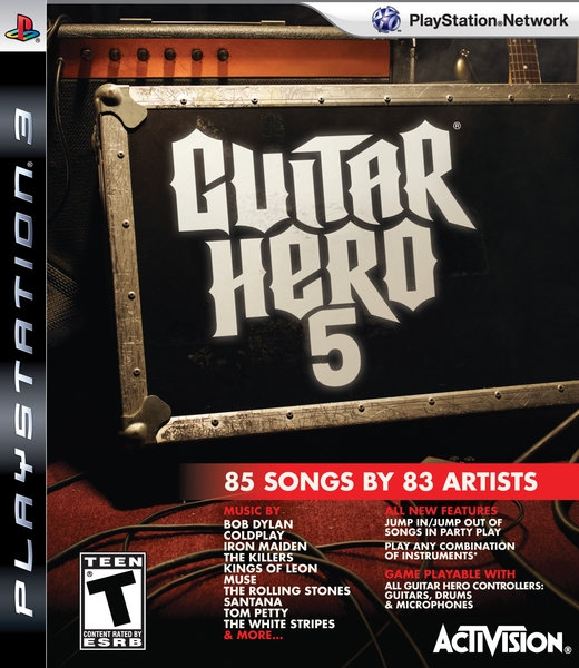 Guitar Hero 5 Wiki on Gamewise.co