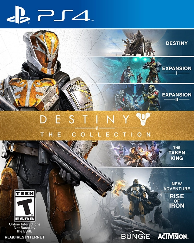 Destiny: The Collection on PS4 - Gamewise