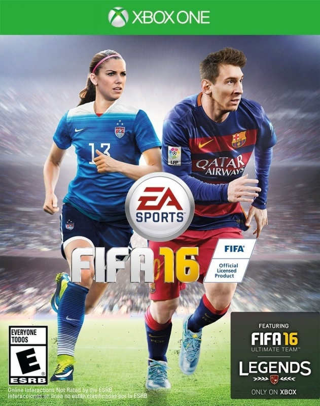 FIFA 16 on XOne - Gamewise