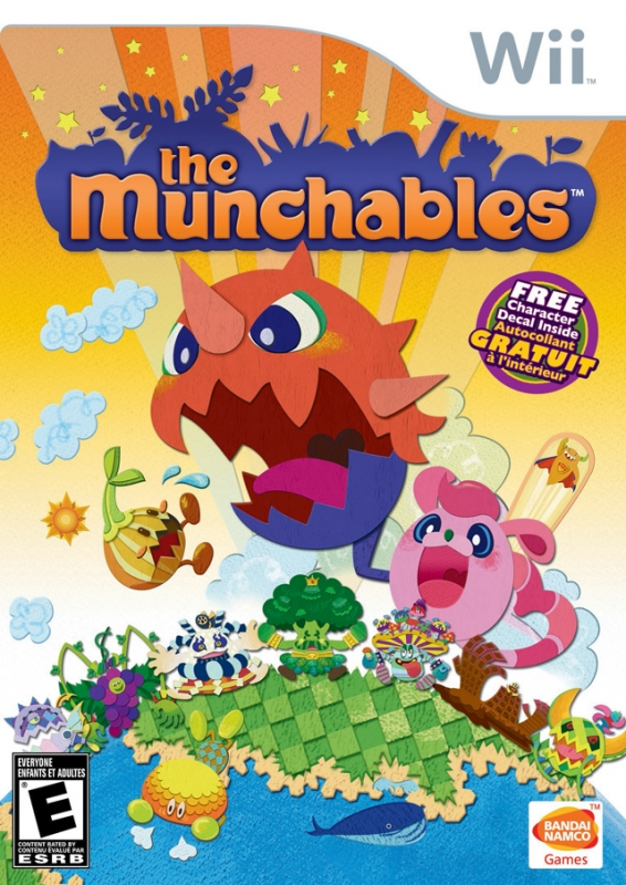 The Munchables Wiki - Gamewise