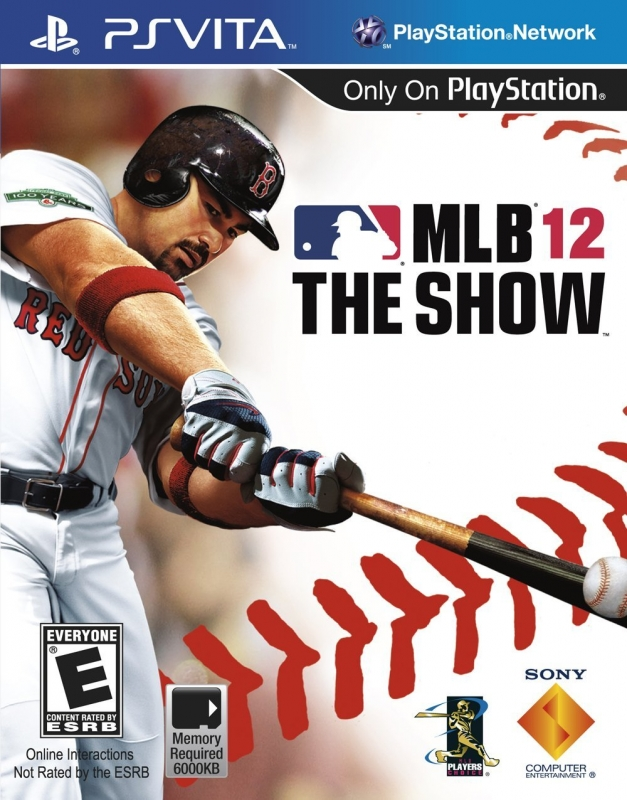 MLB 12: The Show on PSV - Gamewise