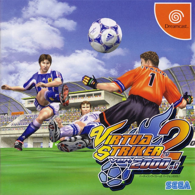 Virtua Striker 2 Wiki - Gamewise