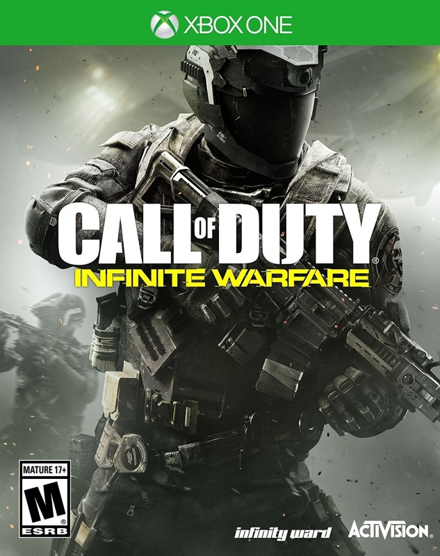 Call of Duty: Infinite Warfare on XOne - Gamewise