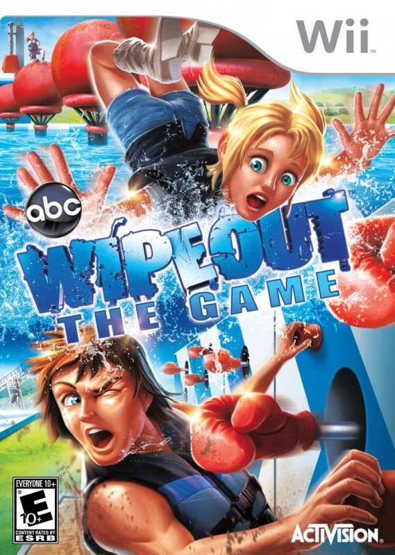 Wipeout: The Game on Wii - Gamewise