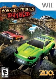 Monster Trucks Mayhem Wiki - Gamewise
