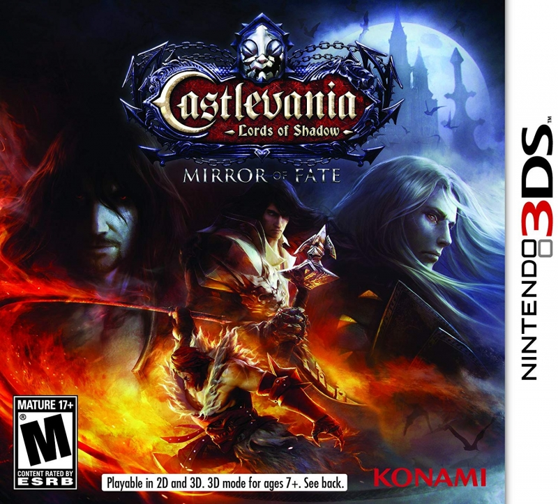 Castlevania: Lords of Shadow - Mirror of Fate for 3DS Walkthrough, FAQs and Guide on Gamewise.co
