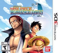 One Piece: Romance Dawn - Bouken no Yoake for 3DS Walkthrough, FAQs and Guide on Gamewise.co