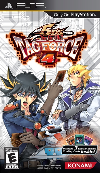 Gamewise Yu-Gi-Oh! 5D's Tag Force 4 Wiki Guide, Walkthrough and Cheats