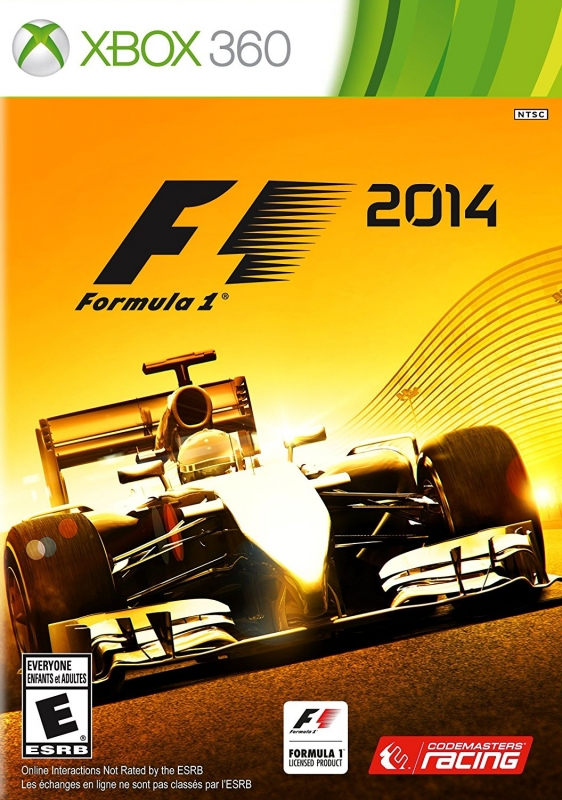 F1 2014 for X360 Walkthrough, FAQs and Guide on Gamewise.co