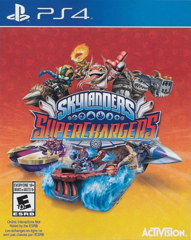 Skylanders: SuperChargers for PS4 Walkthrough, FAQs and Guide on Gamewise.co
