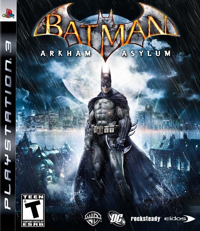 Batman: Arkham Asylum for PS3 Walkthrough, FAQs and Guide on Gamewise.co