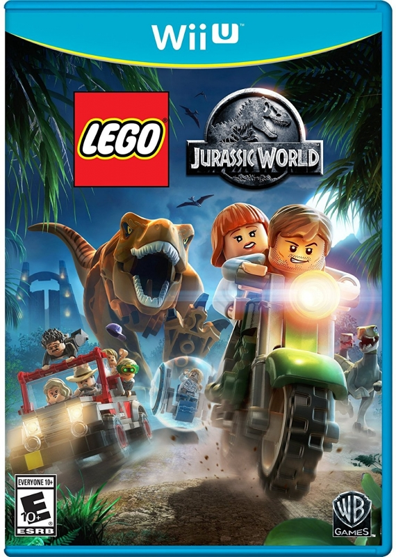 LEGO Jurassic World Wiki - Gamewise