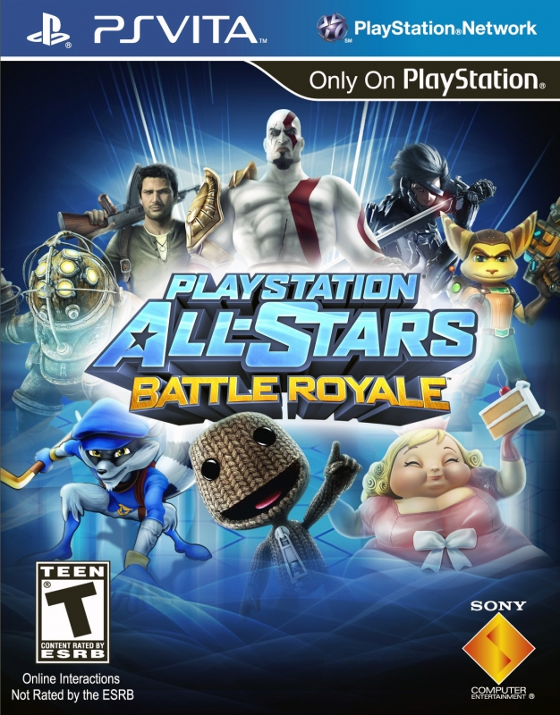 PlayStation All-Stars Battle Royale for PSV Walkthrough, FAQs and Guide on Gamewise.co