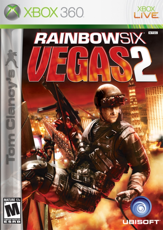 Tom Clancy's Rainbow Six: Vegas 2 for X360 Walkthrough, FAQs and Guide on Gamewise.co