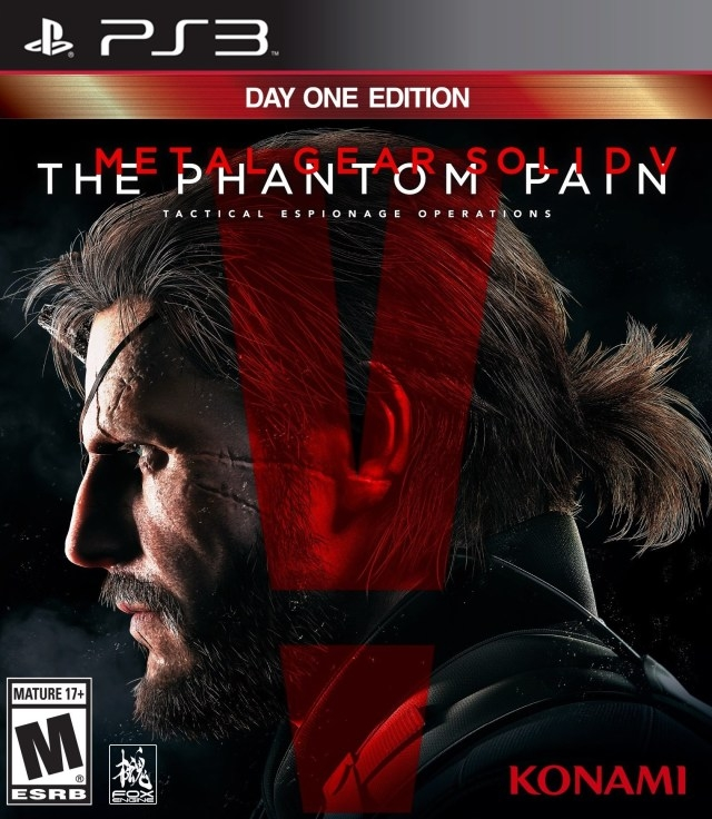 Metal Gear Solid 5 for PlayStation 3 - Sales, Wiki, Release